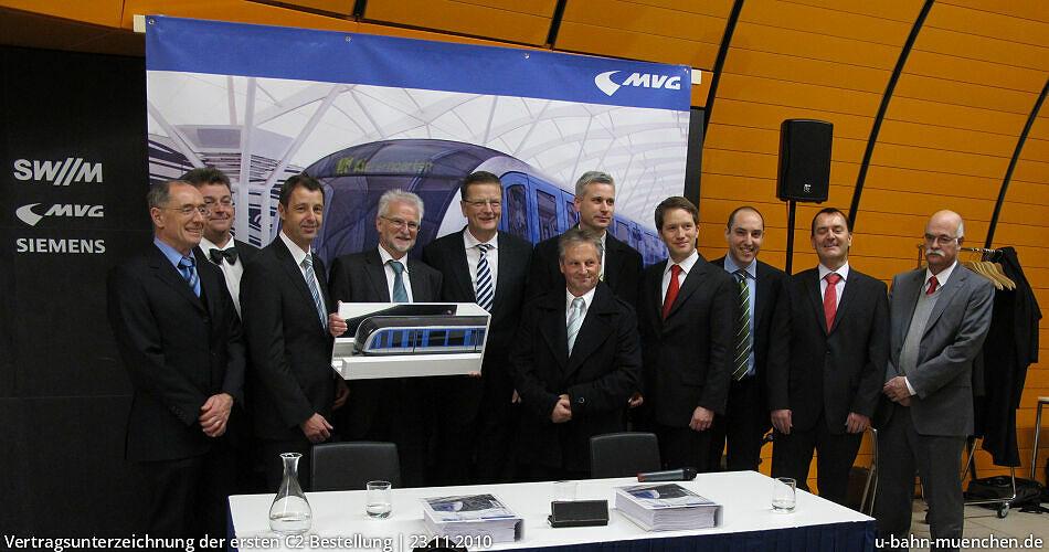 U-Bahn München Blog » Technik