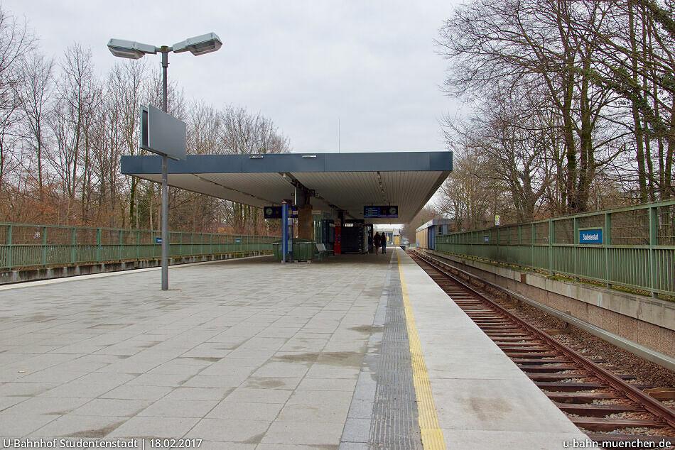 Studentenstadt München U Bahn