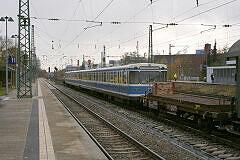 A-Wagen 104 kommt aus Nürnberg zurück