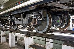 Drehgestell eines C-Zug