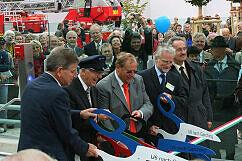 Eröffnung der U-Bahn nach Garching-Forschungszentrum