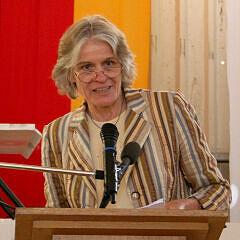 Ministerialrätin Gudrun Gmach