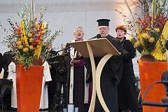 Kirchlicher Segen zur U-Bahn-Eröffnung