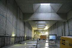 U-Bahnhof Oberwiesenfeld im Rohbau