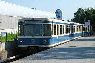 A-Wagen 128 in Freimann