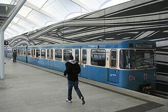 A-Wagen 235 in Fröttmaning
