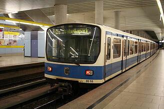 B-Wagen 559 am Max-Weber-Platz