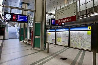 U-Bahnhof Dülferstraße