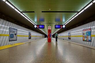 U-Bahnhof Friedenheimer Straße