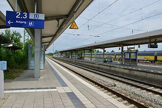 S-Bahnhof Feldmoching