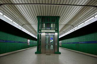 U-Bahnhof Forstenrieder Allee