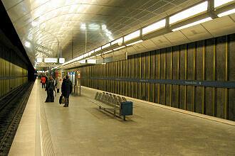 U-Bahnhof Fürstenried West