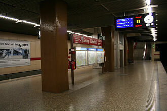 U-Bahnhof Giesing (Bahnhof)