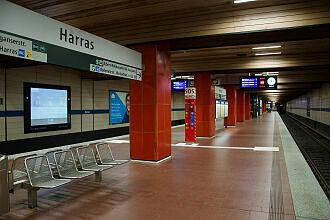 U-Bahnhof Harras