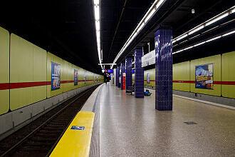 U-Bahnhof Josephsplatz