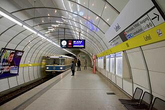 U-Bahnhof Lehel