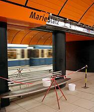 Undichte Stellen am Marienplatz