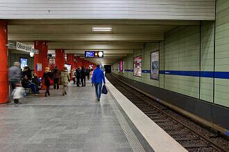 U-Bahnhof Odeonsplatz