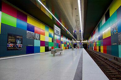 U-Bahnhof Georg-Brauchle-Ring