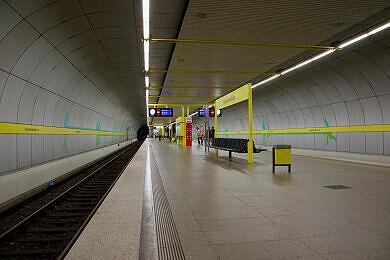 U-Bahnhof Schwanthalerhöhe