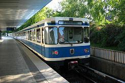 A-Wagen 177 in Freimann
