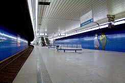 U-Bahnhof Brudermühlstraße