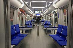 Wagenübergang eines C2-Zuges
