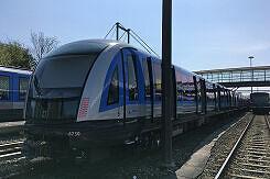 C-Zug 730 mit getönten Scheiben