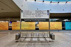 U-Bahnhof Garching-Forschungszentrum