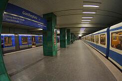 U-Bahnhof Goetheplatz