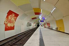 U-Bahnhof Garching