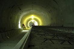 U-Bahnhof Garching im Rohbau