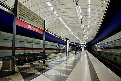 U-Bahnhof Hasenbergl