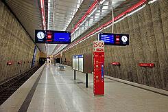 U-Bahnhof Mangfallplatz