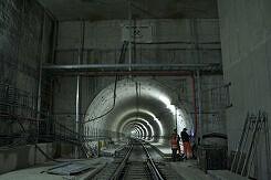 """Der """"Christine-Tunnel"""""""