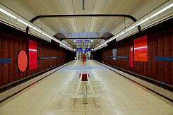 U-Bahnhof Machtlfinger Straße