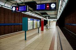 U-Bahnhof Obersendling