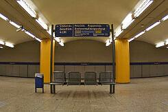 U-Bahnhof Poccistraße