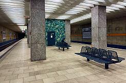 U-Bahnhof Petuelring