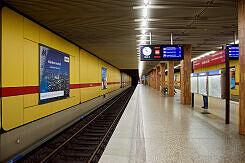 U-Bahnhof Quiddestraße