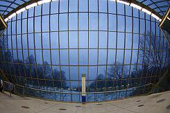 Sperrenebene im U-Bahnhof St.-Quirin-Platz