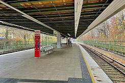 U-Bahnhof Studentenstadt