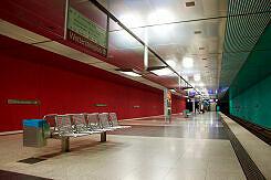 U-Bahnhof Wettersteinplatz
