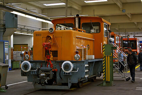 Diesellok 8903