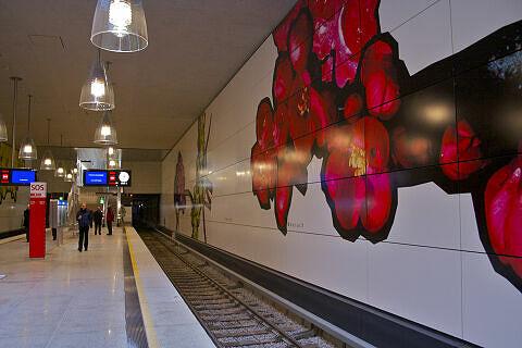 Bahnhof Moosach