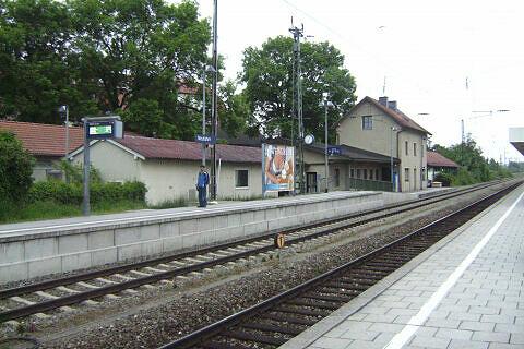 S-Bahnhof Neufahrn