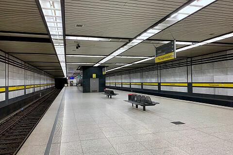 U-Bahnhof Prinzregentenplatz