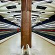 Südlicher Zugang im U-Bahnhof Milbertshofen