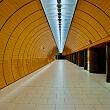 Entlastungstunnel Marienplatz Gleis 1