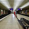 Olympiazentrum, Bahnsteig Gleis 1/3